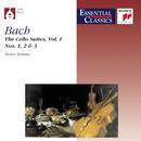 Bach: Cello Suites, Vol. 1 (Nos. 1, 2 & 3)/Anner Bylsma