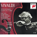 Vivaldi: The Four Seasons; Concertos for Two and Three Violins/Isaac Stern