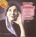 J.S. Bach: Goldberg Variations, Partita No. 2 & Three-Part Inventions/Wanda Landowska