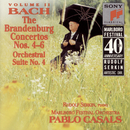 Bach: Brandenburg Concerti Nos. 4-6 & Orchestral Suite No. 4/Marlboro Recording Society
