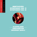 """Beethoven: Symphonies Nos. 3 """"Eroica"""" & 8/George Szell, The Cleveland Orchestra"""