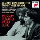 Mozart: Concertos for 2 & 3 Pianos; Andante and Variations for Piano Four Hands/Murray Perahia, Radu Lupu