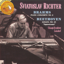 Brahms: Concerto No. 2, Op. 83/Beethoven: Sonata No. 23, Op. 57/Sviatoslav Richter