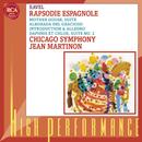 Rapsodie espagnole; Daphnis et Chloé: Suite No. 2; Others/Jean Martinon