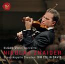 Elgar: Violin Concerto/Nikolaj Znaider