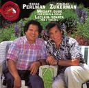 Mozart: Duos / Leclair: Sonata/Pinchas Zukerman