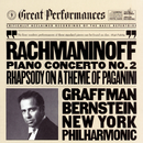 Rachmaninoff: Concerto No. 2 in C minor for Piano and Orchestra, Op. 18, and Rhapsody on a Theme of Paganini, Op. 43/Gary Graffman New York Philharmonic, Leonard Bernstein