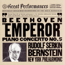 "Beethoven:  Concerto No. 5 in E-Flat Major for Piano and Orchestra, Op. 73 ""Emperor""/Rudolf Serkin, New York Philharmonic, Leonard Bernstein"