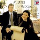 Elgar: Sonata in E minor, Op. 82 & Franck: Sonata in A Major/Midori - Robert McDonald