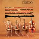 Mozart: Clarinet Concerto in A Major K.622 & Clarinet Quintet in A Major K.581 - Sony Classical Originals/Benny Goodman