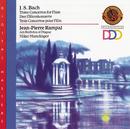 Bach: 3 Concertos for Flute/Jean-Pierre Rampal, Ars Rediviva Orchestra of Prague, Milan Munclinger
