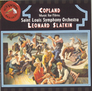 Copland: Music For Films/Leonard Slatkin