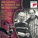 Trio Sonatas of Telemann & The Bach Family/Isaac Stern