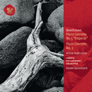 Beethoven: Piano Concertos Nos. 5 & 2: Classic Library Series/Arthur Rubinstein
