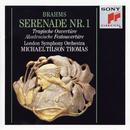 Brahms: Serenade No. 1, Op. 11, Tragic Overture, Op. 81 & Academic Festival Overture, Op. 80/Michael Tilson Thomas