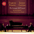 Schubert: Piano Music for Four Hands/Evgeny Kissin and James Levine