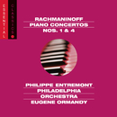 Rachmaninoff: Piano Concertos Nos. 1, 4 & Rhapsody on a Theme of Paganini/Philippe Entremont, Philadelphia Orchestra, Eugene Ormandy