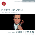 Beethoven: The Violin Sonatas/Pinchas Zukerman