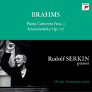 Brahms: Piano Concerto No. 2; Intermezzi & Rhapsody,  Op. 119 [Rudolf Serkin - The Art of Interpretation]/Rudolf Serkin