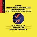 Berlioz: Symphonie fantastique; Dukas: The Sorcerer's Apprentice; Mussorgsky: Night on a Bald Mountain/Eugene Ormandy
