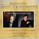 Brahms: Sonata for Two Pianos; Variations on a Theme by Haydn/Emanuel Ax, Yefim Bronfman