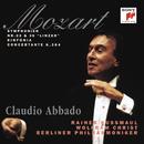 Mozart: Symphonies Nos. 23, 36 & Sinfonia concertante, K. 364/Claudio Abbado