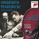 Hindemith & Penderecki: Violin Concertos/Isaac Stern, Leonard Bernstein, New York Philharmonic, The Minnesota Orchestra, Stanislaw Skrowaczewski