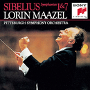 Sibelius: Symphonies Nos. 1 & 7/Pittsburgh Symphony Orchestra, Lorin Maazel