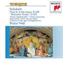 Missa D 678; Deutsche Messe D 872/Orchestra Of The Age Of Enlightenment, Bruno Weil