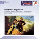 The Spanish Harpsichord/Igor Kipnis