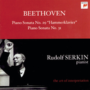 "Beethoven: Piano Sonatas No. 29, Op. 106 ""Hammerklavier"" and No. 31, Op. 110 [Rudolf Serkin - The Art of Interpretation]/Rudolf Serkin"