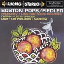 Prokofiev: Love for Three Oranges/Chopin: Les sylphides/Lizst: Les préludes; Mazeppa/Arthur Fiedler