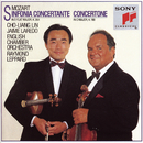 Mozart: Sinfonia concertante in E-flat Major, K. 364 & Concertone in C Major, K. 190/Cho-Liang Lin, Jaime Laredo, English Chamber Orchestra, Raymond Leppard