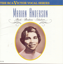 Victor Vocal Series/Marian Anderson