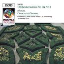 Bach: Orchestral Suites Nos. 1 & 2 - Handel: Concerto grosso, Op. 6 No. 7/Alexander Titov