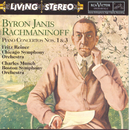 Rachmaninoff Concertos Nos. 1 & 3/Byron Janis
