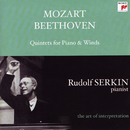 Mozart & Beethoven: Quintets for Piano & Winds/Rudolf Serkin