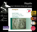 Haydn: The Last 4 Piano Trios/Anner Bylsma