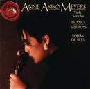 Strauss / Franck:  Sonatas For Violin & Piano/Anne Akiko Meyers
