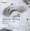 Haydn: Paris Symphonies Nos. 82-84/Bruno Weil
