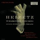 Tchaikovsky: Violin Concerto, Op. 35, in D, Sinding: Suite, Op. 10, in A Minor, Ravel:Tzigane/Jascha Heifetz