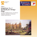 Elgar: Symphony No. 2 in E-Flat Major, Op. 63, Serenade for Strings in E Minor, Op. 20 & Elegy, Op. 58/Daniel Barenboim