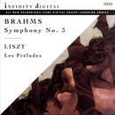 Brahms: Symphony No. 3, Op. 90 - Liszt: Les préludes, S. 97/Novosibirsk Symphony Orchestra, The Georgian Festival Orchestra