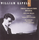 William Kapell Edition, Vol. 8: Frick Collection Recital: Copland: Sonata; Chopin: Polonaise-Fantaisie; Mussorgsky: Pictures at an Exhibition/William Kapell
