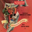 Mendelssohn-Bartholdy: Violin Concerto, Op. 64, in E Minor, Bruch: Scottish Fantasy/Jascha Heifetz