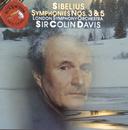 Sibelius: Symphonies Nos. 3 & 5/Sir Colin Davis