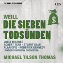 Weill: The Seven Deadly Sins and The Threepenny Opera - The Sony Opera House/Michael Tilson Thomas