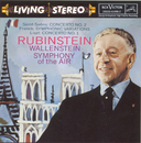 Saint-Saens:  Concerto No. 2; Franck:  Symphonic Variations;  Liszt:  Concerto No. 1/Arthur Rubinstein