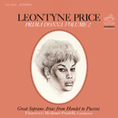 Leontyne Price - Prima Donna Vol. 2: Great Soprano Arias from Handel to Puccini/Leontyne Price