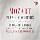 Mozart: Piano Concertos Nos. 23 & 25/Nikolaus Harnoncourt & Rudolf Buchbinder